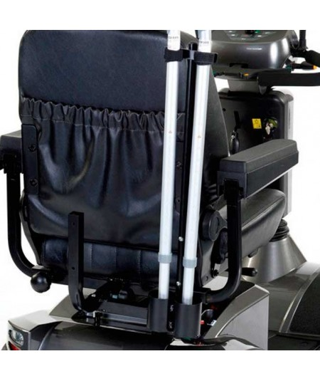 Soporte para bastones y muletas SUNRISE accesorio para Scooter Elite