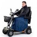 Funda para cubrir las piernas SUNRISE accesorio para Scooter Serie S