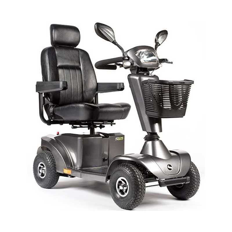 SUNRISE S425 scooter de movilidad. Serie S Premium