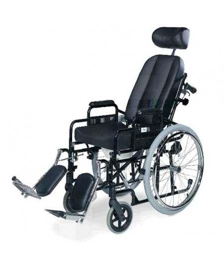 IM Confort PC-15 silla de ruedas en acero