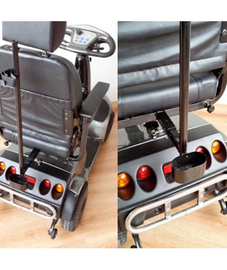 Porta muletas LIBERCAR accesorio para Scooter Grand Classe