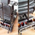 Porta muletas LIBERCAR accesorio para Scooter Smart