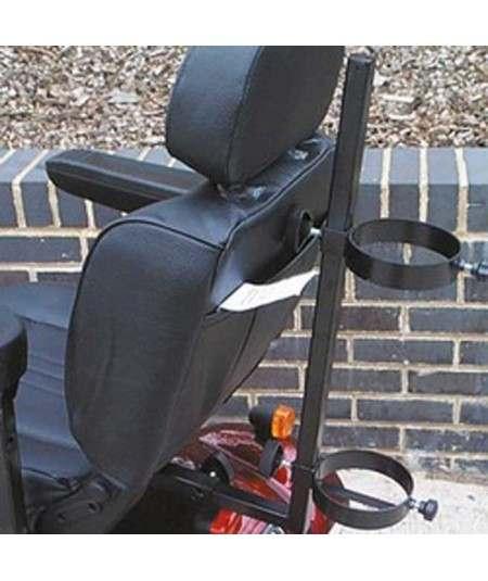 Soporte para Botella de Oxigeno (Central) DRIVE accesorio para Scooter