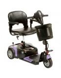 DRIVE Prism 3 Ruedas (baterías de 12 amperios hora) scooter de movilidad en morado