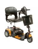 DRIVE Prism 3 Ruedas (baterías de 12 amperios hora) scooter de movilidad en naranja