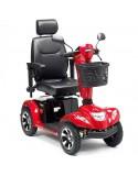 DRIVE Ambassador (baterías 50 amperios hora) scooter de movilidad en rojo