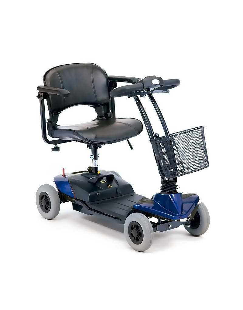 DRIVE ST1 scooter de movilidad en azul