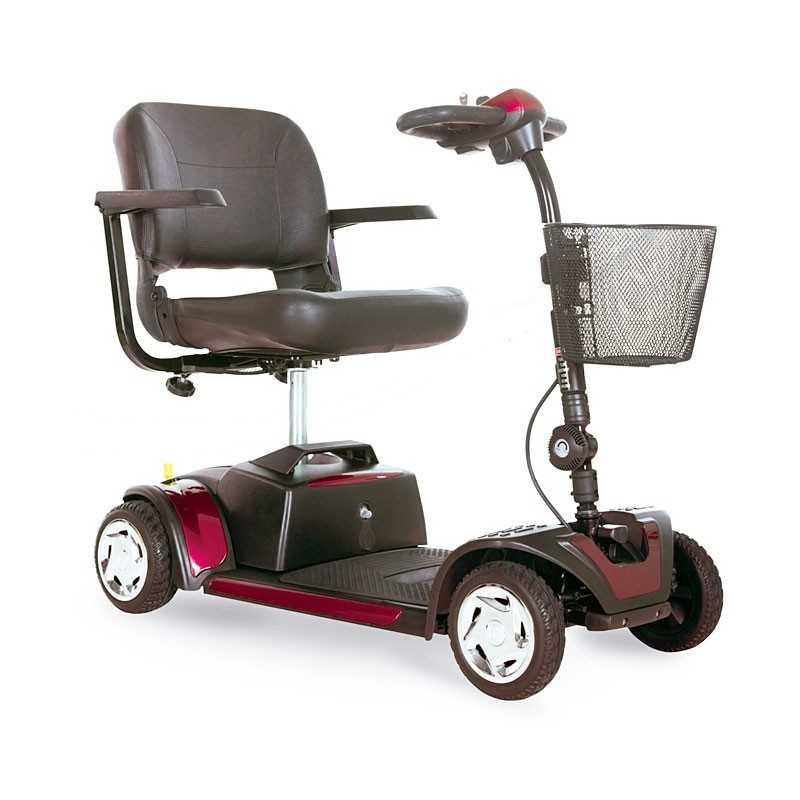 DROMOS Jai (batería de 18 amperios hora) scooter de movilidad