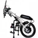SUNRISE Handbike Attitude Híbrida para silla de ruedas Quickie