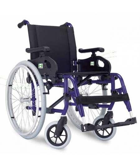 DROMOS City silla de ruedas en acero
