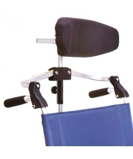 Accesorios sillas de ruedas manuales y el ctricas productos de ortopedia - Reposacabezas silla de ruedas ...