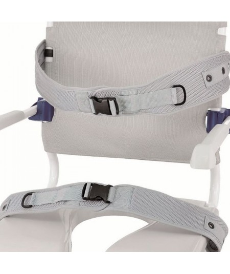 Cinturón de sujeción pectoral para sillas INVACARE Aquatec Ocean