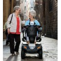 INVACARE Orion scooter de movilidad en gris