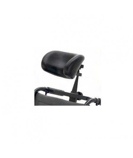 Reposacabezas anatómico en respaldo de tela SUNRISE accesorio para silla de ruedas Breezy