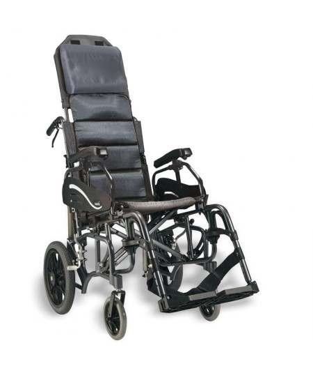 Silla de ruedas geriátrica - AD819