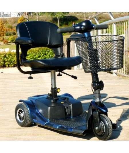 LIBERCAR Litium (baterías de Litio) - Scooter 3 ruedas