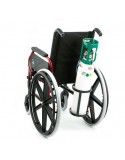 Porta bombonas oxígeno SUNRISE accesorio para silla de ruedas Breezy