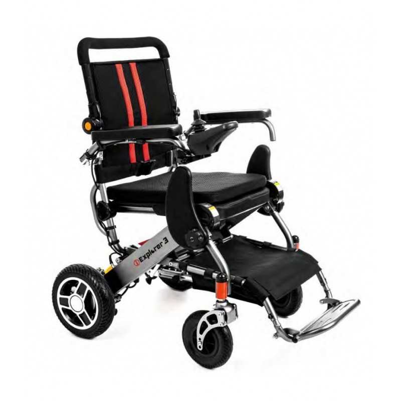 Silla de Litio - APEX Explorer 3