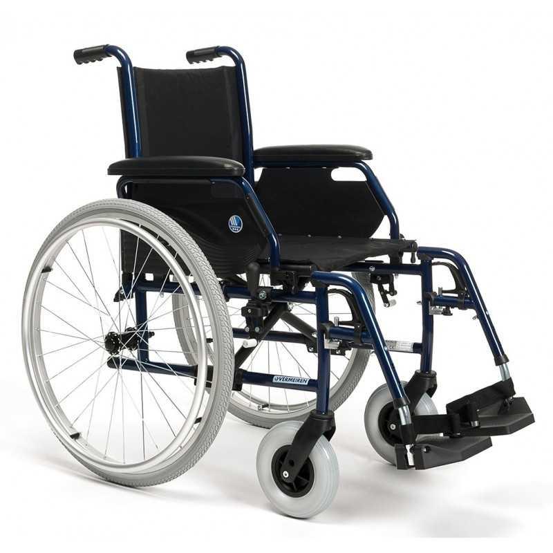 silla de ruedas vermeiren jazz s50
