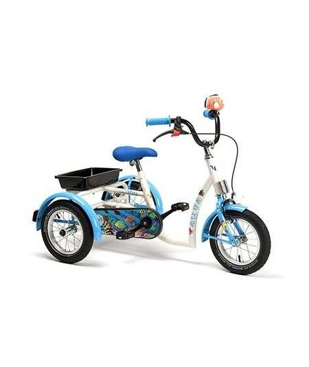 Triciclo Vermeiren AQUA +3 años