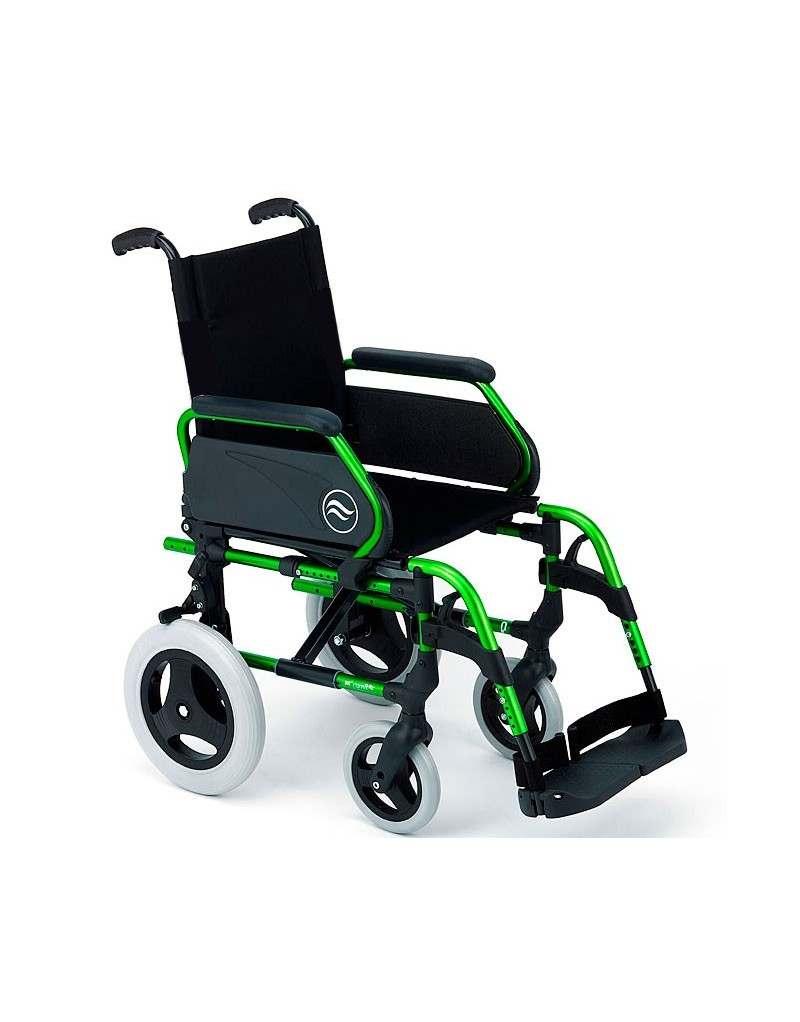 Silla de ruedas breezy 300 aluminio