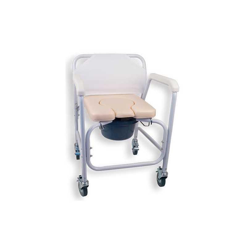 Silla de baño con ruedas 8800-U