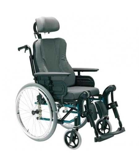 Silla de ruedas en aluminio INVACARE Action 3 Comfort