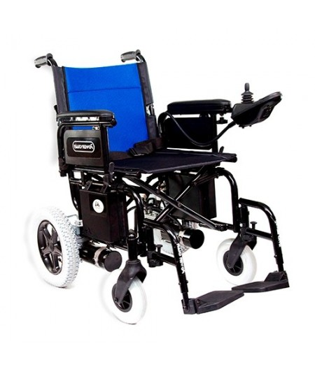 LIBERCAR Power Chair- Silla de Ruedas Eléctrica