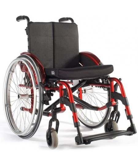 Silla de ruedas en aluminio SUNRISE Quickie Helix2 XL