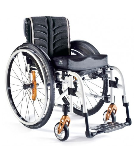 SUNRISE Quickie Easy 300 silla de ruedas en aluminio