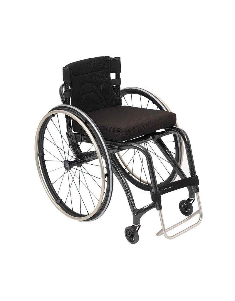 Silla de ruedas en fibra de carbono ACTIF Panthera X