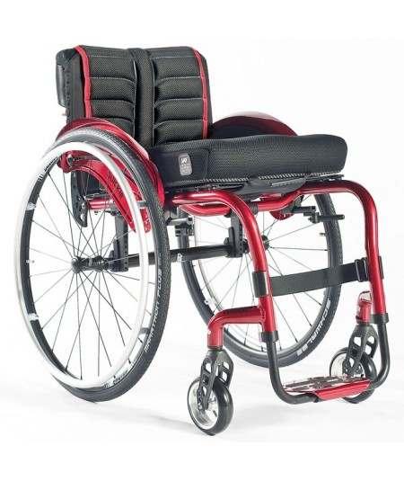 Silla de ruedas en aluminio SUNRISE Quickie Argon 2
