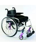 Silla de ruedas en aluminio INVACARE Action 5
