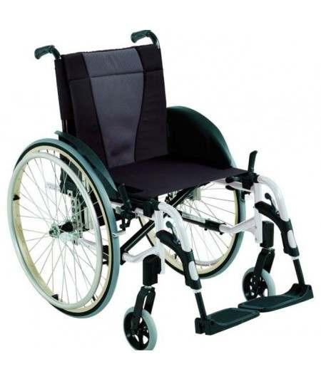 INVACARE Action 3 Xtra - Silla de ruedas en Aluminio