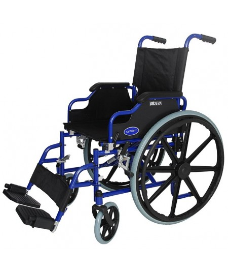 CYMAM Deva silla de ruedas en acero