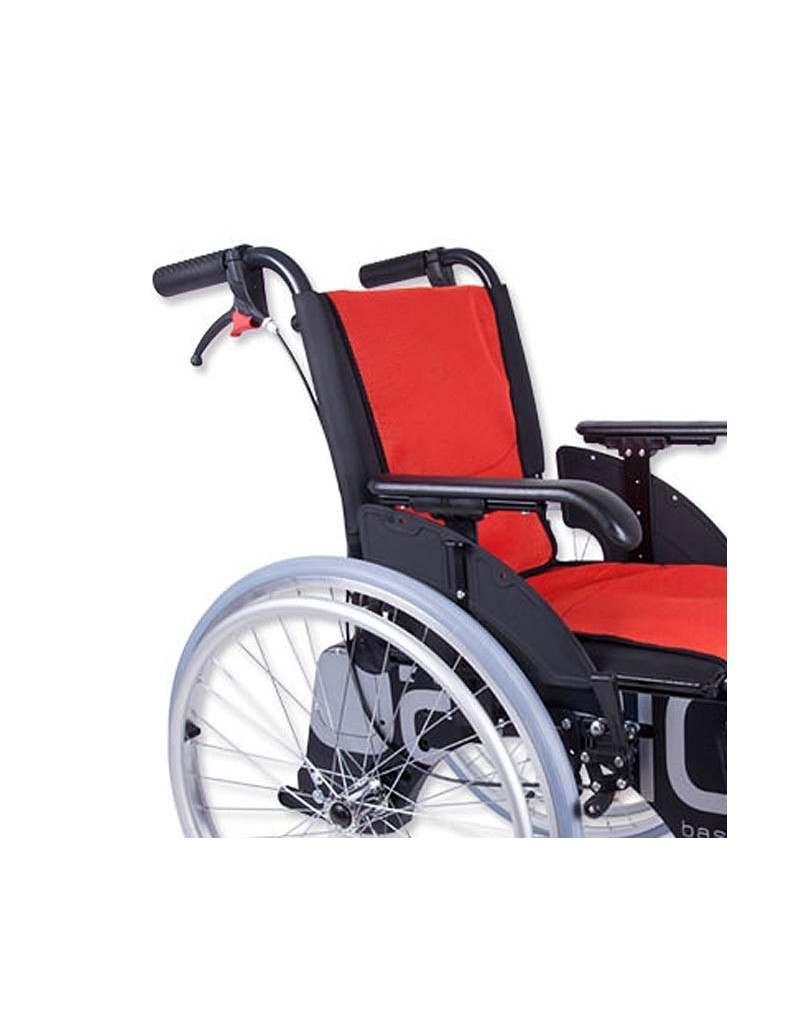 Frenos acompañante FORTA accesorio silla de ruedas