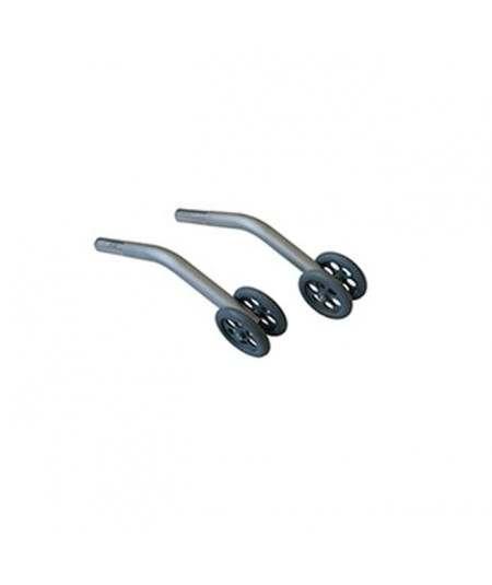 Ruedas antivuelco FORTA accesorio silla de ruedas Line (Par)