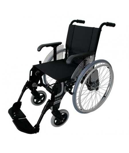 FORTA Basic R600 - Silla de ruedas en Aluminio