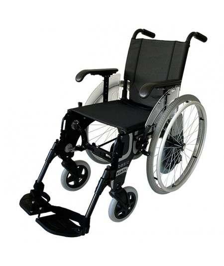 FORTA Basic Dúo - Silla de ruedas en Aluminio