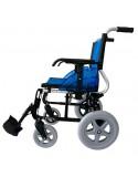 FORTA Basic R300 silla de ruedas en aluminio