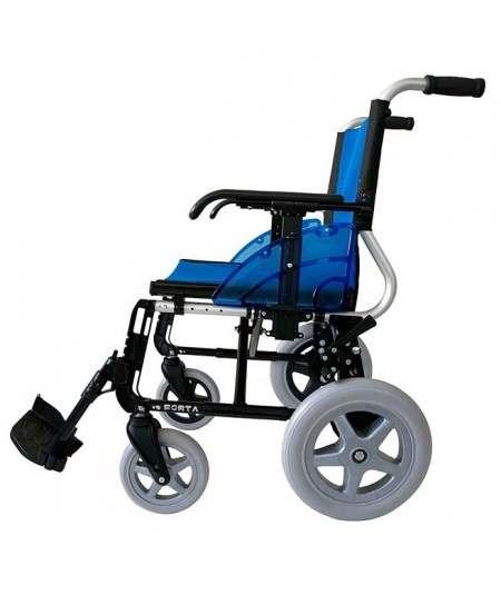 FORTA Line R300 silla de ruedas en aluminio