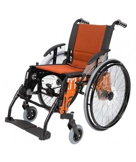FORTA Trial Standard silla de ruedas en aluminio