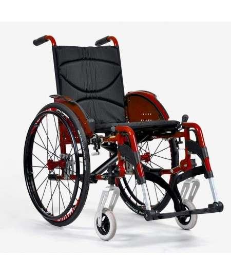 VERMEIREN V200 Go XL silla de ruedas en aluminio