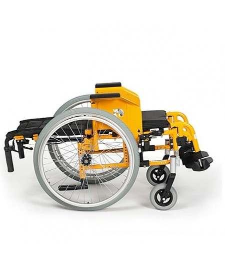 VERMEIREN Eclips X4 Kids reclinable 90º silla de ruedas en aluminio