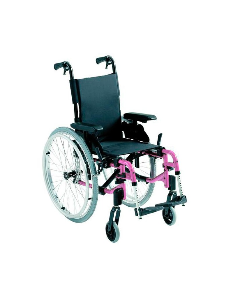 INVACARE Action 3 Junior Evolutiva silla de ruedas en aluminio