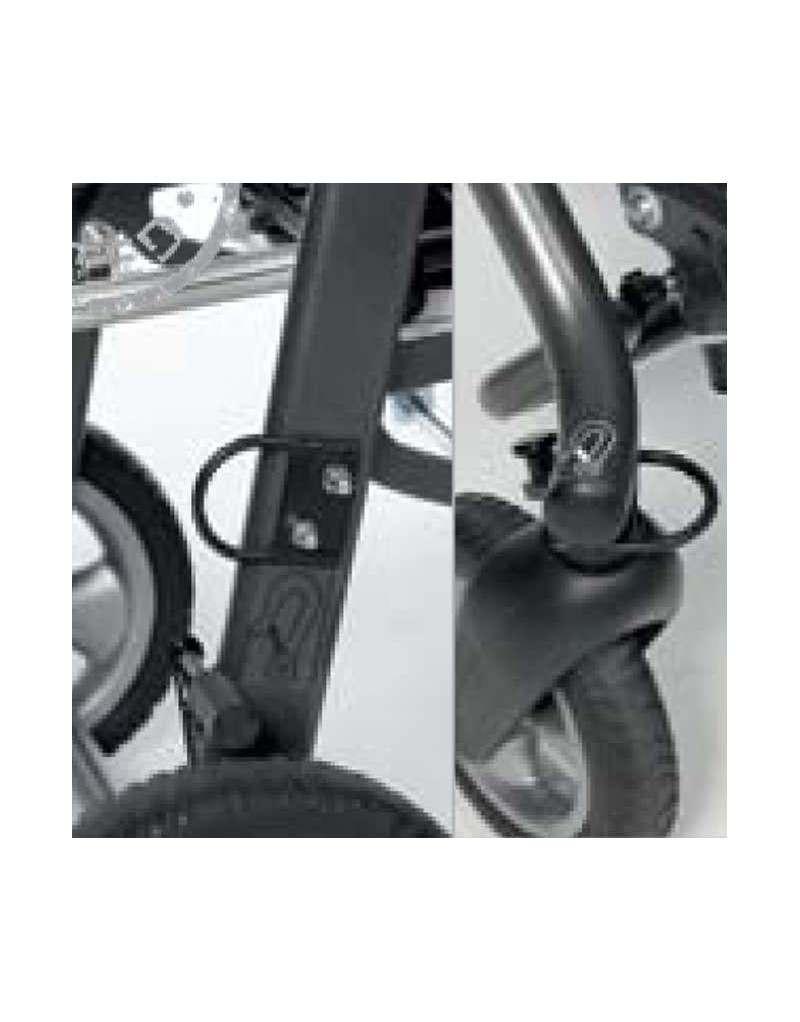 Anclajes para el transporte en vehículos SUNRISE Easys accesorio para silla pc