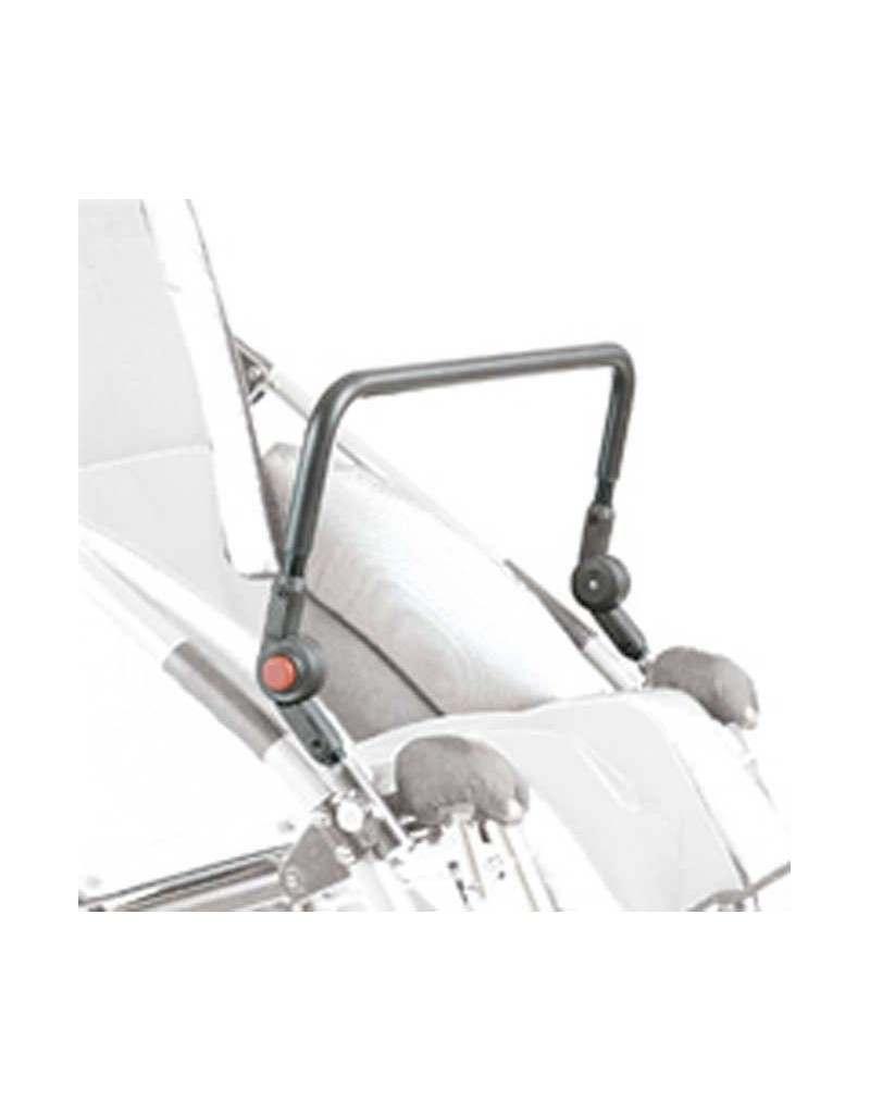 Barra de apoyo frontal AYUDAS DINÁMICAS accesorio Novus