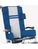 Soportes laterales de tronco. Cojines movimiento lateral (par) AYUDAS DINÁMICAS accesorio silla Clip