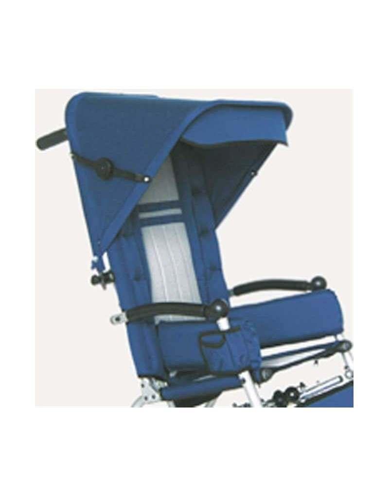 Capota retráctil AYUDAS DINÁMICAS accesorio silla Clip