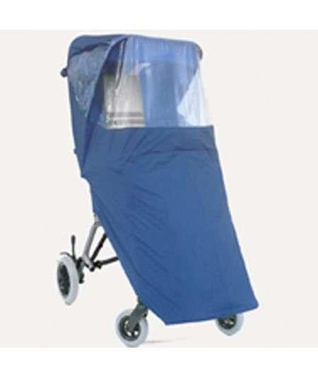 Funda de lluvia (necesita Capota) AYUDAS DINÁMICAS accesorio silla Clip